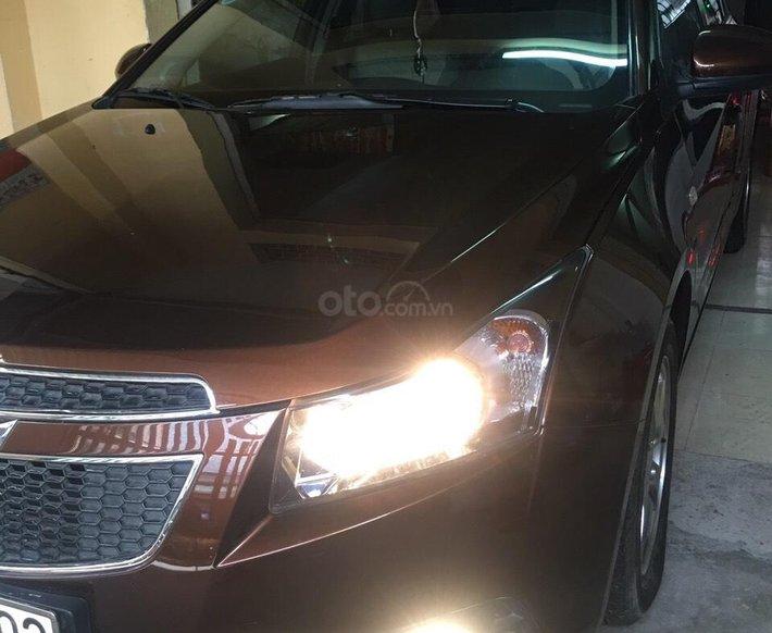 Chevrolet Cruze - xe chính chủ, giám đốc ít sử dụng, nguyên thuỷ, giá chỉ 330tr1