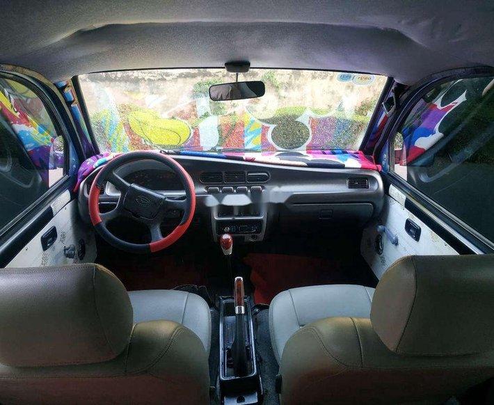 Cần bán gấp Daihatsu Citivan năm sản xuất 2000, màu xanh lam, nhập khẩu nguyên chiếc3