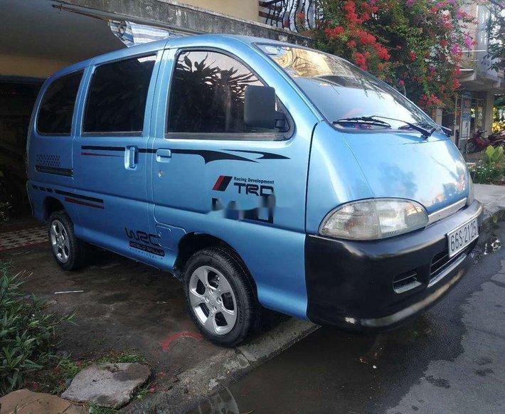 Cần bán gấp Daihatsu Citivan năm sản xuất 2000, màu xanh lam, nhập khẩu nguyên chiếc9