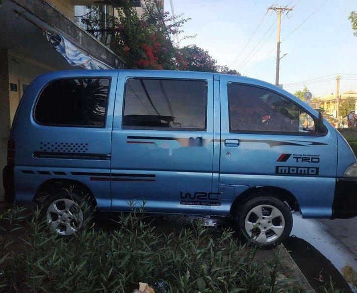 Cần bán gấp Daihatsu Citivan năm sản xuất 2000, màu xanh lam, nhập khẩu nguyên chiếc2