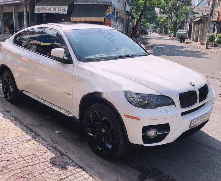 Bán BMW X6 năm 2008, nhập khẩu còn mới1