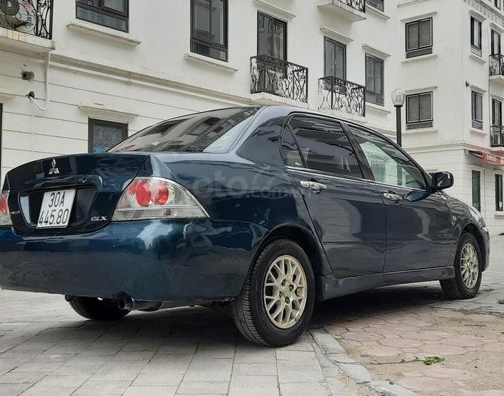 Bán nhanh Mitsubishi Lancer, dáng Sedan hạng C, nồi đồng cối đá, người già ít đi dùng cẩn thận, giá rẻ3
