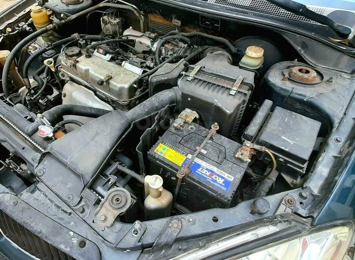 Bán nhanh Mitsubishi Lancer, dáng Sedan hạng C, nồi đồng cối đá, người già ít đi dùng cẩn thận, giá rẻ8