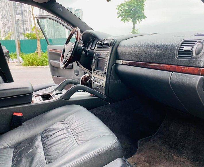 Bán Porsche Cayenne năm sản xuất 2007, màu đen, nhập khẩu nguyên chiếc4