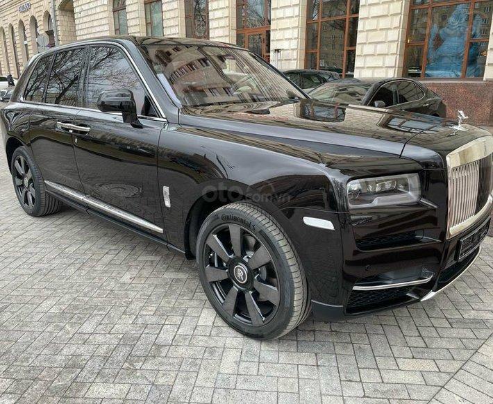 Bán Rolls-Royce Cullinan sản xuất năm 20210