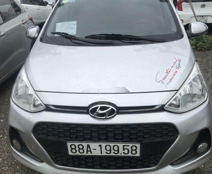 Bán ô tô Hyundai Grand i10 năm 2018 còn mới0