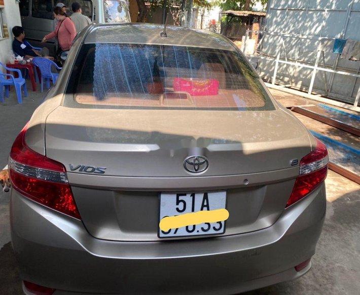 Bán Toyota Vios, vàng cát, sản xuất 2014 còn mới11