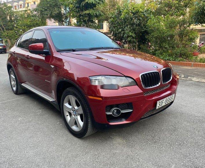 Cần bán gấp BMW X6 sản xuất năm 2009, nhập khẩu nguyên chiếc còn mới5