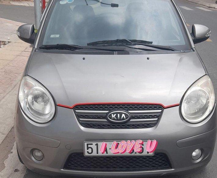 Bán xe Kia Morning sản xuất năm 2008 còn mới0