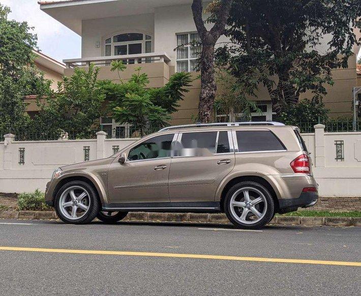 Cần bán xe Mercedes GL450 sản xuất 2008, nhập khẩu1