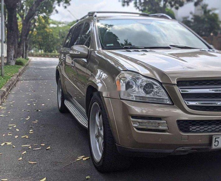 Cần bán xe Mercedes GL450 sản xuất 2008, nhập khẩu2