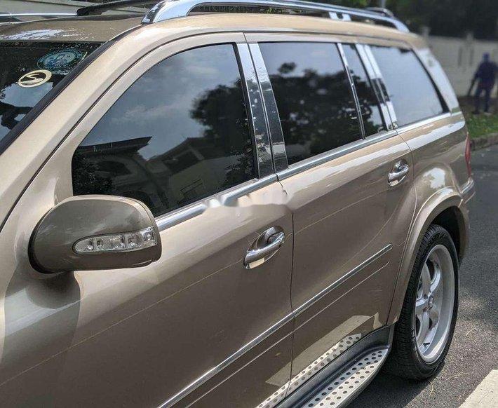 Cần bán xe Mercedes GL450 sản xuất 2008, nhập khẩu5