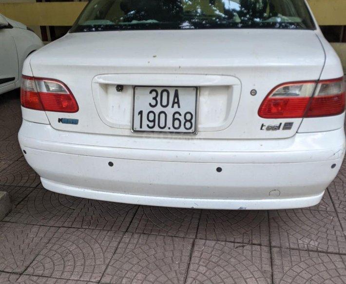 Bán ô tô Fiat Albea sản xuất 20060