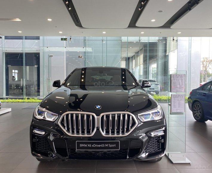[BMW Bình Dương] BMW X6 - nhận ngay ưu đãi khi mua xe trong tháng 4, hỗ trợ góp lãi suất ưu đãi1