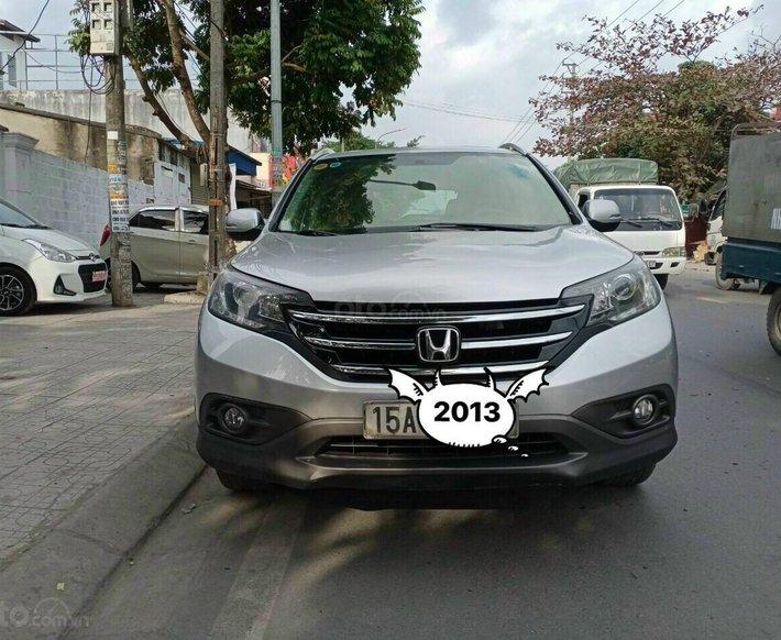 Bán Honda CR V sản xuất năm 2013, giá chỉ 579 triệu0