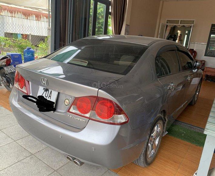 Cần bán lại xe Honda Civic năm 2008, 295tr1