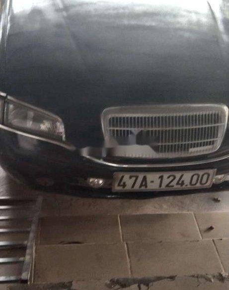 Bán ô tô Daewoo Polonez đời 1995, màu đen, xe nhập, giá 62tr0
