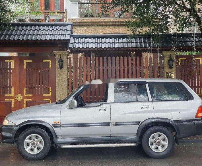 Bán Ssangyong Musso sản xuất năm 2008, nhập khẩu nguyên chiếc1