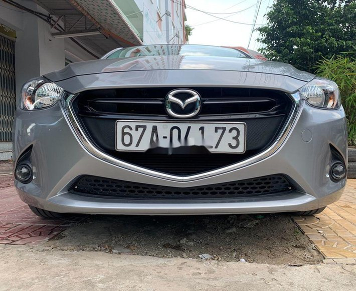 Bán xe Mazda 2 năm 2015, nhập khẩu nguyên chiếc4