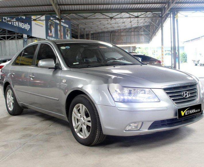 Bán ô tô Hyundai Sonata 2.0 MT sản xuất 2009, nhập khẩu còn mới, 328 triệu0