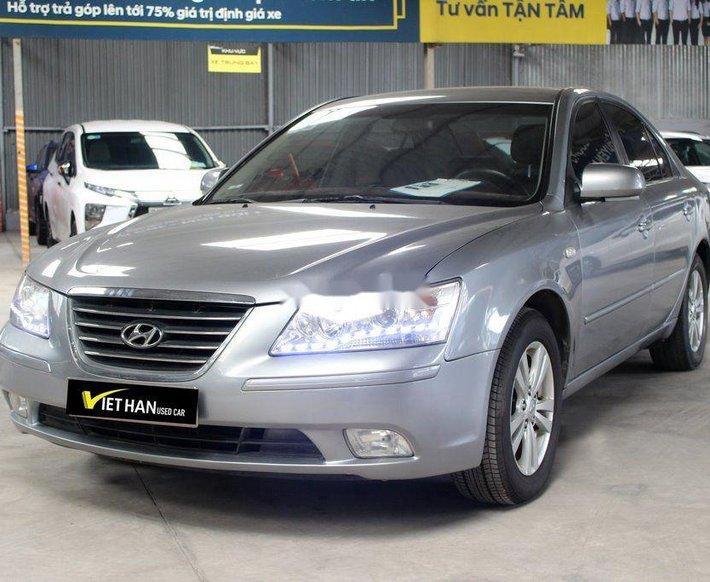 Bán ô tô Hyundai Sonata 2.0 MT sản xuất 2009, nhập khẩu còn mới, 328 triệu2