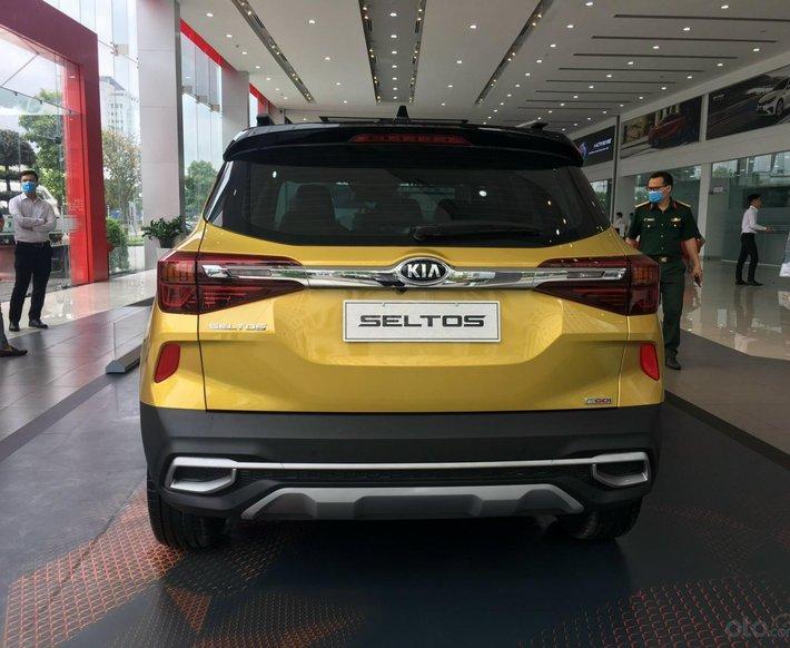 Kia Seltos Luxury 2021, giá chỉ 659 triệu6
