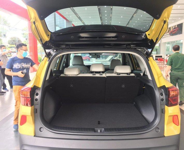 Kia Seltos Luxury 2021, giá chỉ 659 triệu4