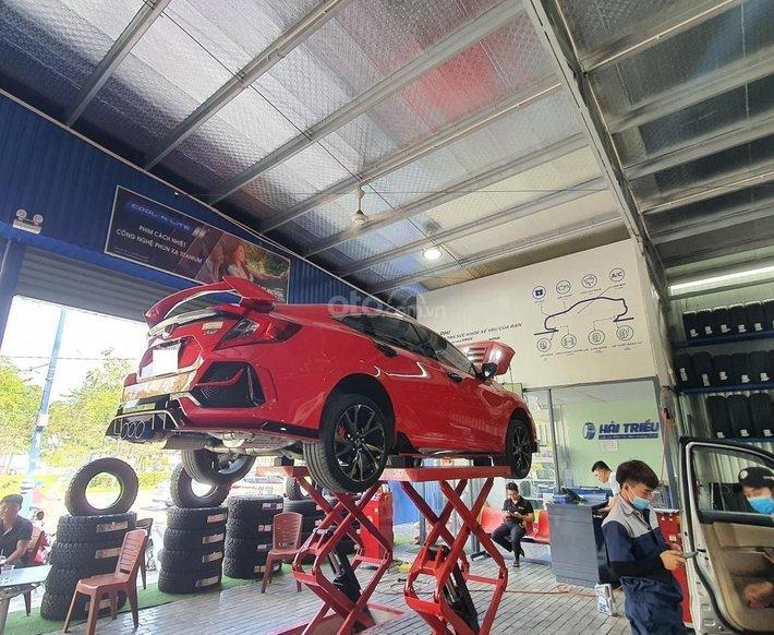 Bán Honda Civic RS Turbo sản xuất 2019 giá cạnh tranh9