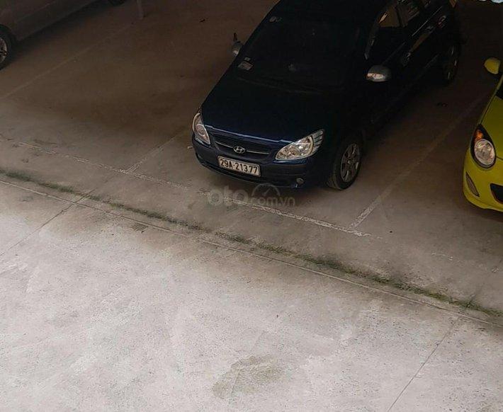 Bán Hyundai Getz sản xuất 2010, màu xanh10