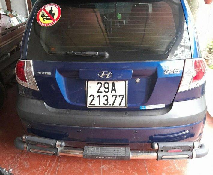 Bán Hyundai Getz sản xuất 2010, màu xanh3