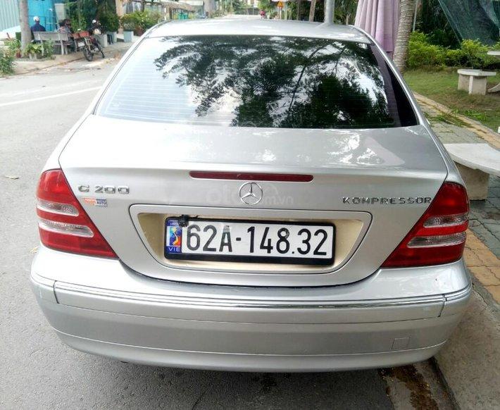 Bán Mercedes C200 sản xuất năm 2015, giá 320tr0