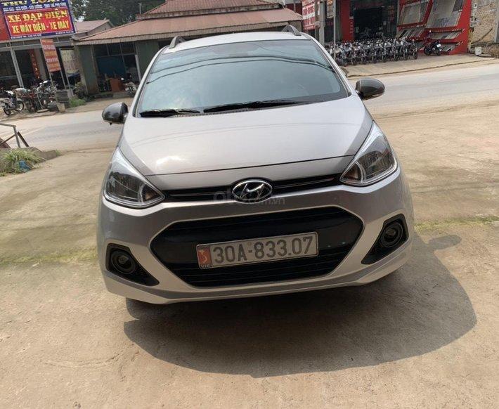 Chính chủ cần bán xe Hyundai Grand i10, màu trắng5
