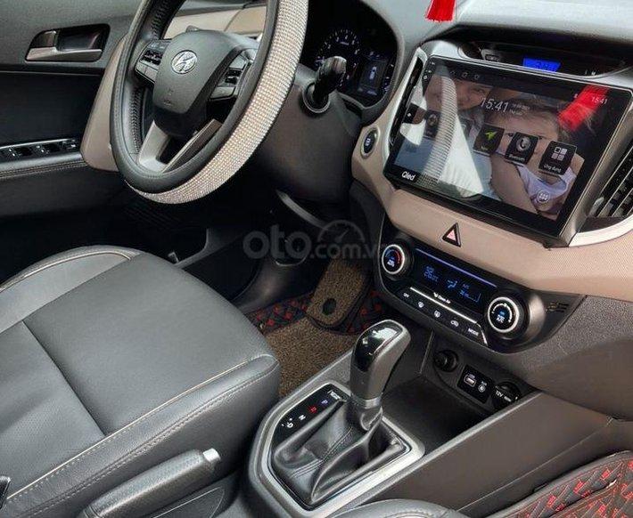 Bán Hyundai Creta năm sản xuất 2017, màu trắng, nhập khẩu Ấn Độ4