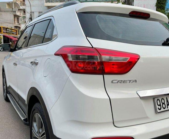 Bán Hyundai Creta năm sản xuất 2017, màu trắng, nhập khẩu Ấn Độ1