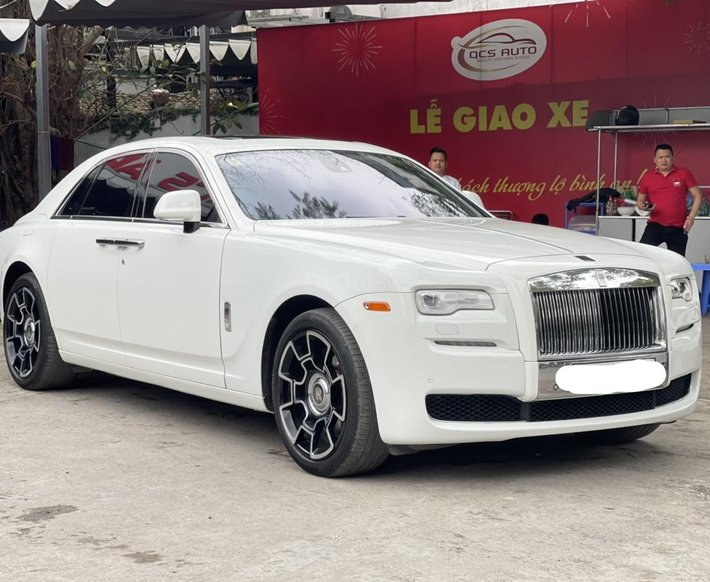 Bán Rolls-Royce Ghost sản xuất năm 20101