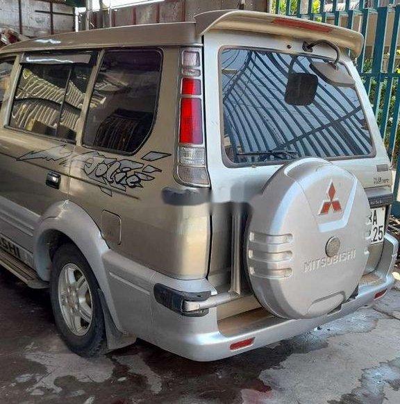 Cần bán Mitsubishi Jolie đời 2002, nhập khẩu nguyên chiếc số sàn, giá 98tr1