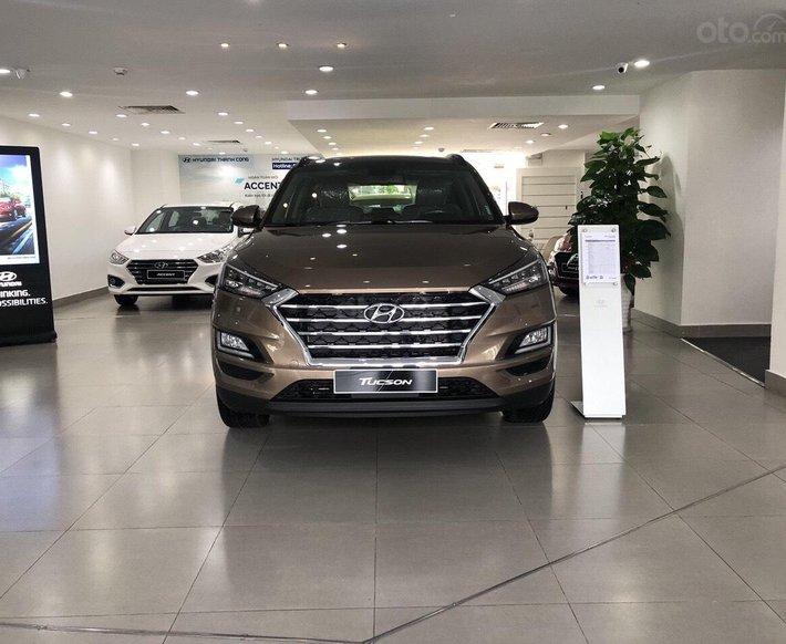 Hyundai Tucson đời mới 2021. Giảm giá lên đến 30 triệu và gói phụ kiện chính hãng, hỗ trợ ngân hàng và giao xe tận nhà0