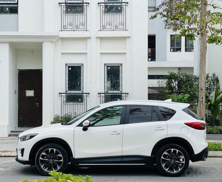 Cần bán gấp Mazda CX 5 2017, màu trắng, giá chỉ 700 triệu2