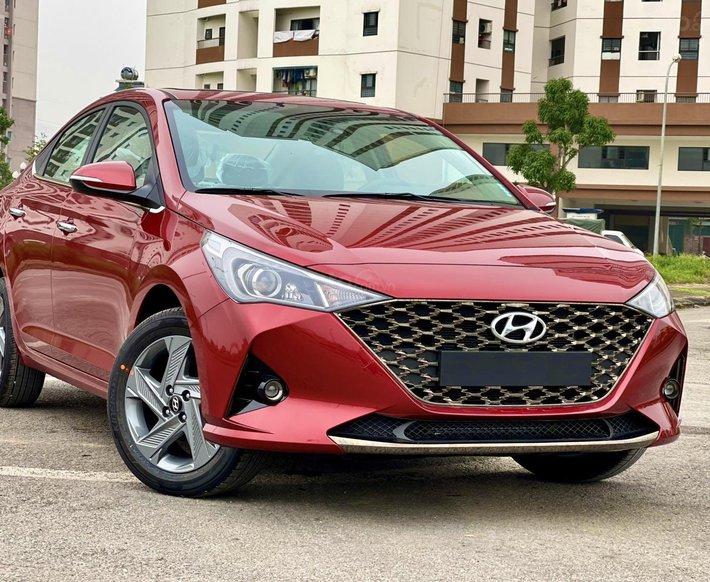 Hyundai Accent 1.4 AT đặc biệt 2021, giá tốt nhất miền Bắc, tặng gói phụ kiện chính hãng, hỗ trợ trả góp 85%0