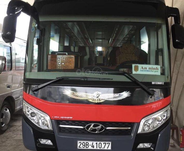 Bán nhanh chiếc xe 34 chỗ, Thaco TB85 đời 2018, xe còn mới1