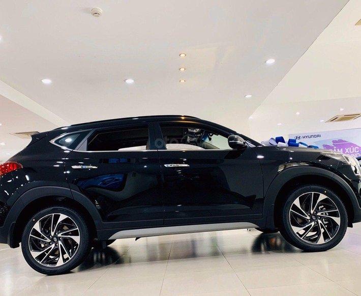 Bán Hyundai Tucson 2021 - Ưu đãi khủng, tặng tiền mặt tới 35 triệu - Giá bao toàn KV miền NAM4