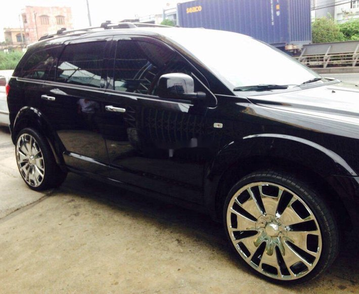 Bán ô tô Dodge Journey đời 2010, màu đen, nhập khẩu giá cạnh tranh11