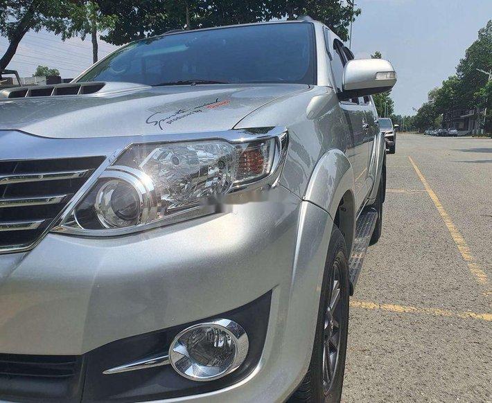 Cần bán Toyota Fortuner 2.5G sản xuất 2016 còn mới, giá 710tr2