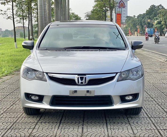 Bán Honda Civic chính chủ Việt kiều chạy hơn 23.000km, đẹp xuất sắc1