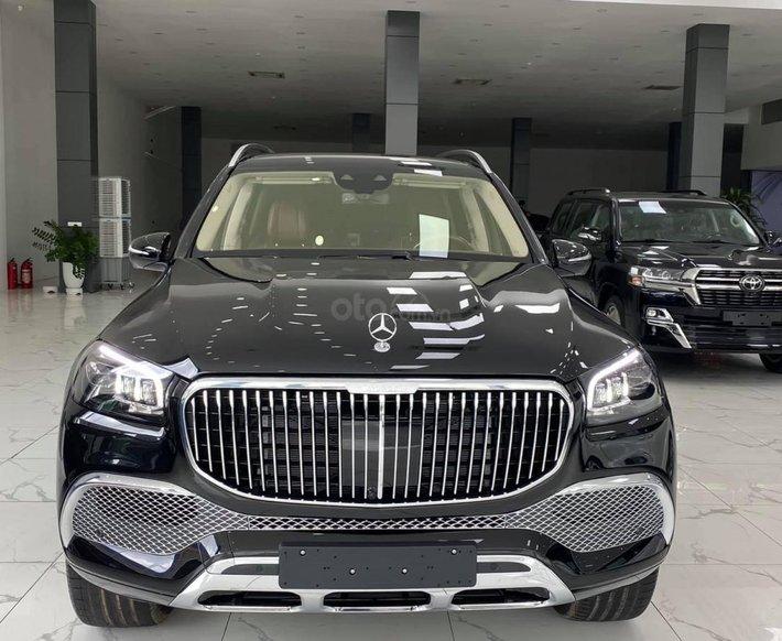 Bán Mercedes Benz GLS600 Maybach sản xuất 2021, mới 100%, xe có sẵn giao ngay0