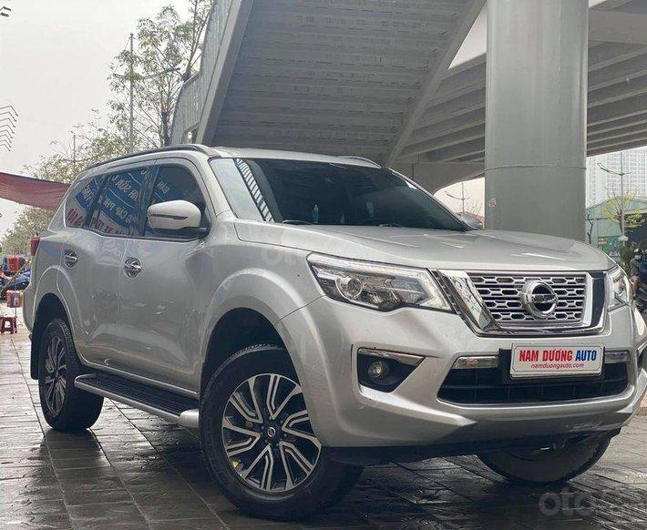 Chính chủ bán Nissan Terra 2018, màu bạc, bao chạy thử cho anh em cảm nhận2