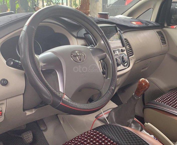 Cần bán lại xe Toyota Innova đời 2015, giá 435tr3