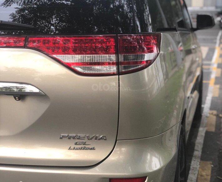 Cần bán xe Toyota Previa năm 2007, 670 triệu10