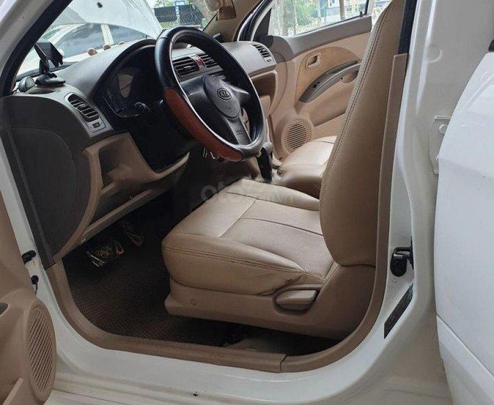 Cần bán gấp Kia Morning năm 2008, màu trắng, nhập khẩu nguyên chiếc còn mới1