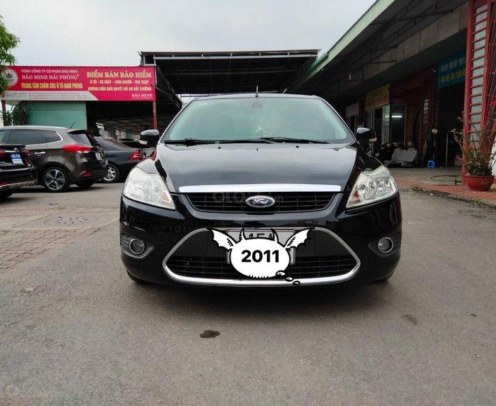 Bán Ford Focus năm sản xuất 2011, giá cạnh tranh0